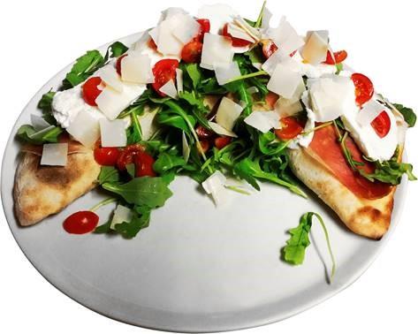 Pizza Corno di Bufala
